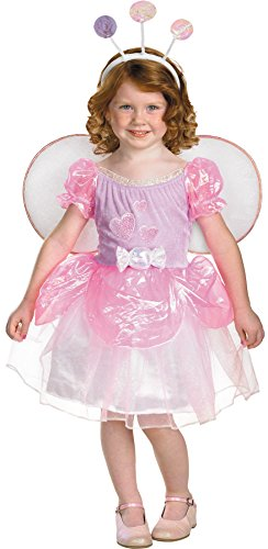 Morris Costumes Bugz Lolli Candy Fairy 1 To