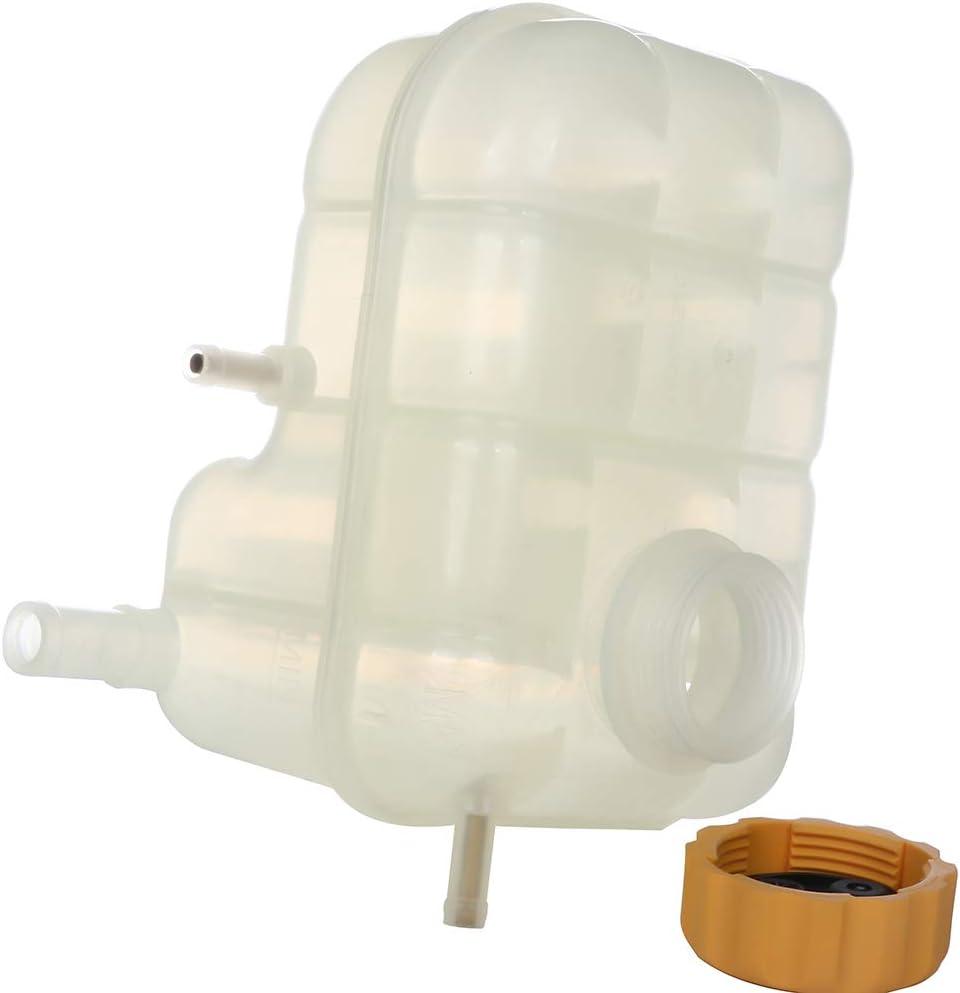 cciyu Coolant Tank Reservoir Fits For 2004-2008 for Suzuki Forenza 96813425