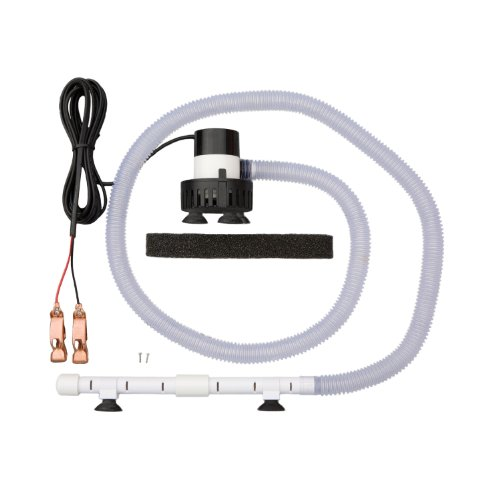 SS212 Marine Metal aeration System 12 V DC with Bilge Pump & Kit