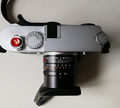 Camera Black Metal Hand Grip EWOOP M10b-G Thumbs Up Grip Thumbrest Designed for Leica M10 better balance /& grip convenience one handed operation easier access to the button