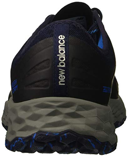 New Balance Men's Kaymin V1 Fresh Foam Trail Running Shoe Pigment/Laser Blue 1.5 D US by New Balance (Image #2)