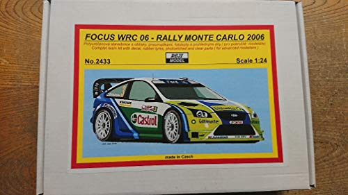 FOCUS WRC 06 -RALLY MONTE CARLO 2006