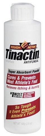 Tinactin possible poudre absorbante antifongique, 3,8 onces Bouteilles (pack de 3)