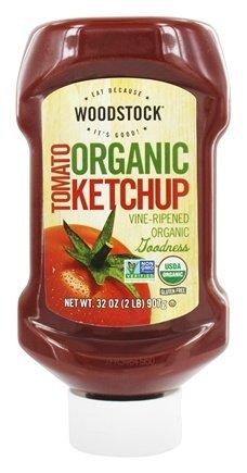 Woodstock Farms - Organic Tomato Ketchup - 32 oz.