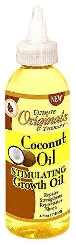 coconut oil for hair growth - 2