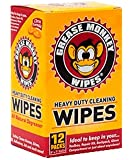 Kong Concepts Cleaning Towel Grease Monkey Wipes (12/Box)