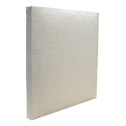 ATS Acoustic Panel 24x24x2, Fire Rated, Linen (Ats Acoustic Panel)