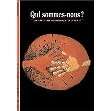 QUI SOMMES-NOUS? (RENCONTRES PHILO.DE L'UNESCO)