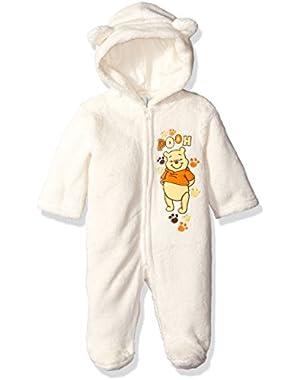 Baby Boys' Winnie the Pooh Plush Pram!