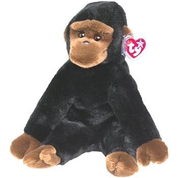 8d8372cfb98 Amazon.com  TY Beanie Baby - CONGO the Gorilla  Toys   Games