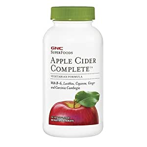 Amazon.com: GNC SuperFoods Apple Cider Complete 90