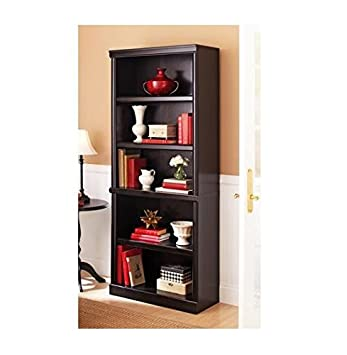 Amazoncom Ashwood Road 5 Shelf Bookcase by Better Homes and