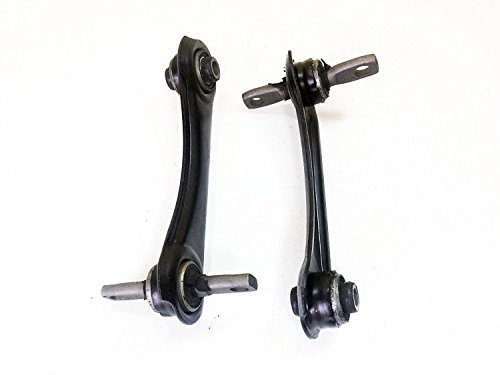 Left Upper Rear Part (2pc Left Right Rear Upper Control Arm Set Suspension Parts Kit for Honda 1988-1991 CRX & 1993-1997 Civic Del Sol & 1988 1989 1990 1991 1992 1993 1994 1995 1996 1997 1998 1999 2000 Civic)