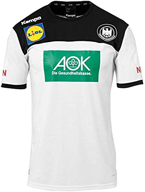 Kempa Dhb Shirt Home - Camiseta Réplica Hombre: Amazon.es: Ropa y accesorios