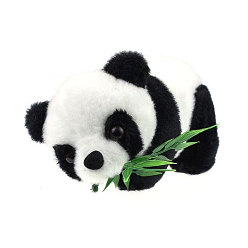 Leegor 11cm Cute Animal Panda Plush Doll Kids Soft Stuffed C