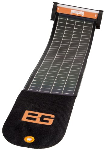 Bushnell Bear Grylls SolarWrap Mini USB Charger Bushnell Gear And Gadgets