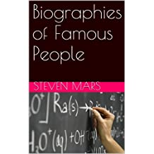 Biographies of Famous People: Includes Babe Ruth, Leibniz, Goldbach, the Wright Brothers, Carl Sandburg, Faraday, and Pythagoras.