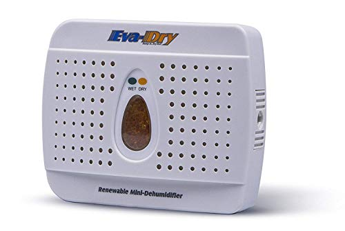 New and Improved Eva-dry E-333 Renewable Mini Dehumidifier ()