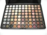 88 Color Warm Neutral Palette Eyeshadow Makeup Colors By: Bathhouse Naturals
