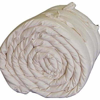 Natural Organic Wool Filled Comforter