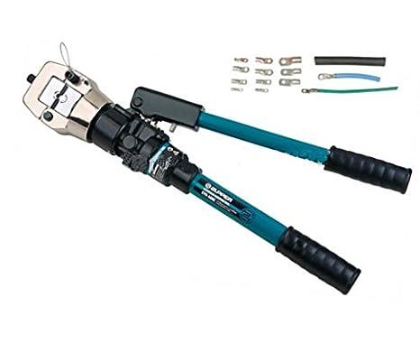 ... alicates cyo-400 C hidráulico herramienta de compresión hidráulica alambre alicates de crimpar alta calidad: Amazon.es: Bricolaje y herramientas