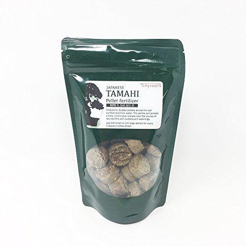 Imported Fresh Japanese Tamahi Bonsai Fertilizer Slow Release Pellets (LARGE)