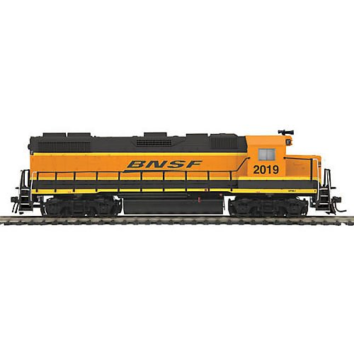 MTH MTH8520181 HO GP38-2 w/PS3, BNSF #2019 MTH TRAINS; MIKES TRAIN HOUSE