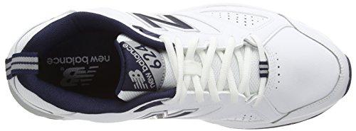 624 Zapatillas New Interior Hombre Deportivas Bianco Balance Para bianco white 7qEx1BE5w