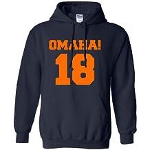 Omaha! Manning Denver Hoodie Sweatshirt