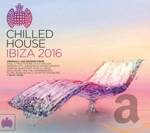 Weekly update Ministry Of Sound: Chilled 2016 Ibiza Var House Financial sales sale