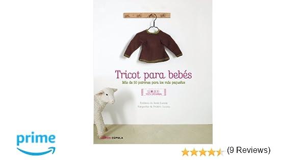 Tricot para bebés: Más de 50 patrones para los más pequeños ...