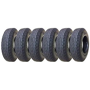 6 New Mobile Home Trailer Tires 8-14.5 14PR Load Range G- 11067