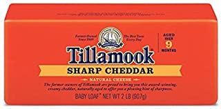 product image for Tillamook Cheese 2lb Baby Loaf (Choose Flavor Below) (Sharp)