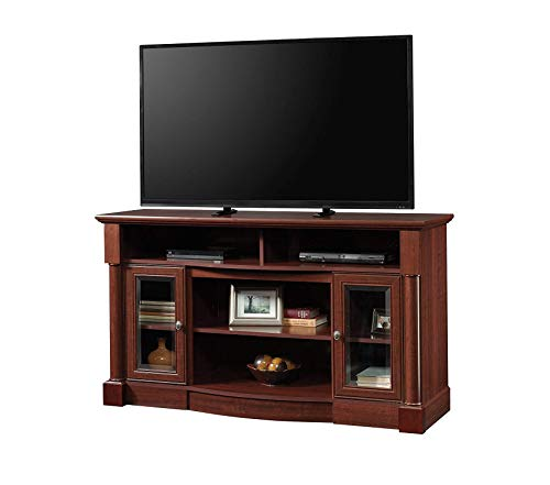 Deluxe Premium Collection Palladia Entertainment/Fireplace Credenza for TV's up to 60