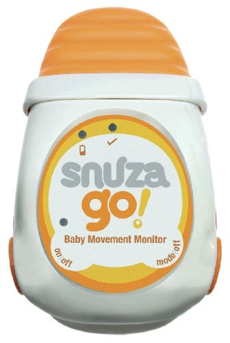 Snuza Portable Baby Movement Monitor, Baby & Kids Zone