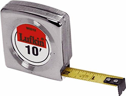 Measure Mezurall Lufkin Tape - 10' Lufkin Mezurall Tape Rule 1/2