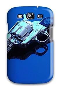 Galaxy Case - Tpu Case Protective For Galaxy S3- Gun Military Man Made Military
