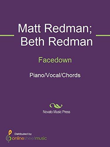 Facedown Kindle Edition By Beth Redman Matt Redman Arts