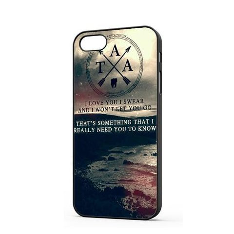 Coque,The Amity Affliction Quotes Coque iphone 5 Case Coque, The Amity Affliction Coque iphone 5s Case Cover