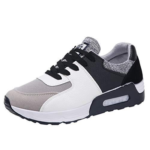 KERULA Sneaker Damen Atmungsaktiv Mesh Leichte Sportschuhe Wanderschuhe Laufschuhe Turnschuhe Hallenschuhe Joggingschuhe Freizeitschuhe Walkingschuhe Fitness Running Schuhe für Outdoor