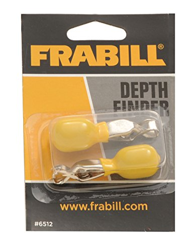 Frabill Ice Depth Finder, 1.25-Ounce