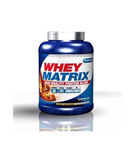 Quamtrax Whey Matrix 2267 gr - Cookies-Cream: Amazon.es: Salud y cuidado personal