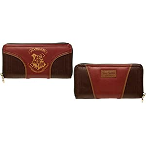 Hinge Wallet – Harry Potter – Gold Hogwarts Crest Jrs. Zip New gw4cwahpt
