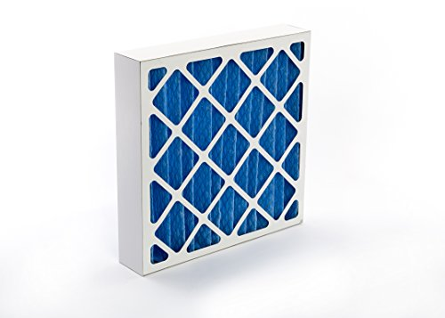 GVS Filter Technologie g4p.20.20.4. sua001.005G4Plissee-Filter, blau/weiß (5Stück)