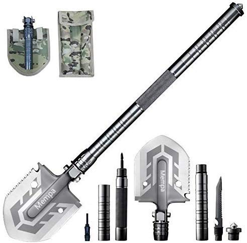 Mempa Multi-Purpose Folding Shovel