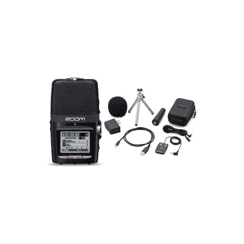 Zoom H2n Handy Handheld Digital Multitra