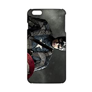 Captain America 3D Phone Case Cover For Apple Iphone 5C