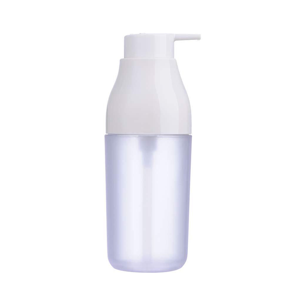 Tian Soap Dispenser Sub-Bottle Household Shampoo Lotion Bottle Shower Gel Shampoo Hand Soap Dispenser Repeatability (Color : White)
