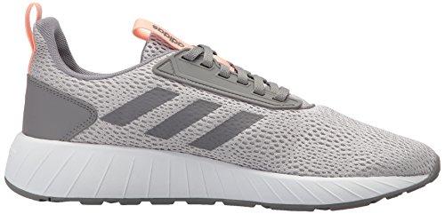 Adidas Mujeres Questar Drive W, Gray Two / Grey Three / Hi-res Orange, 8 M Us Grey Two / Grey Three / Hi-res Orange