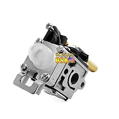 Welironly US Ship New OEM Carburetor Carb ZAMA RB-K112 RBK112 Echo A021003830 A021003831, Product_by: rcwuco; TRYK19151680061322 : Garden & Outdoor